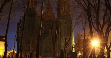 католический костёл готика Смоленск Максимов фото