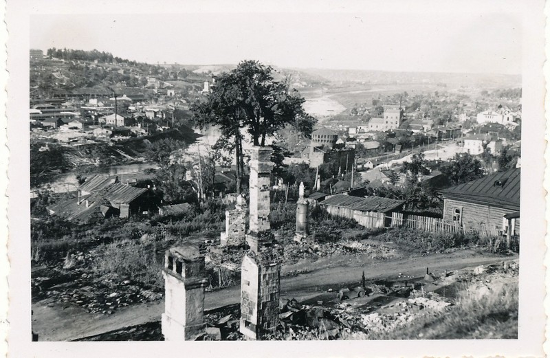 костырёвская башная смоленская крепостная стена