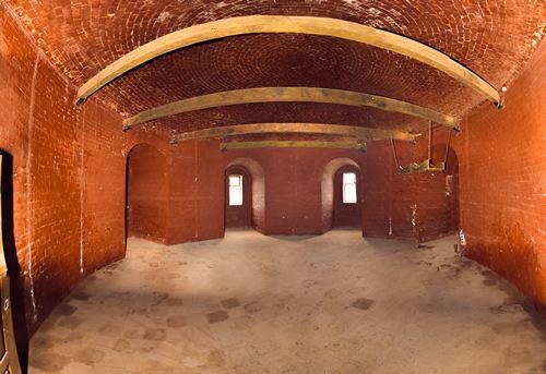 костырёвская башня красная смоленск крепость