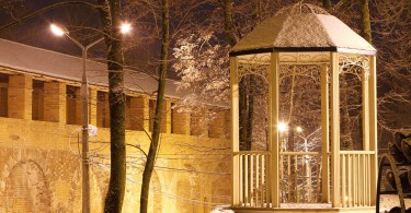 фото смоленска зима