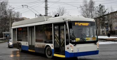 смоленск троллейбус