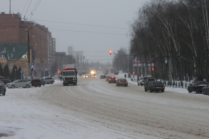 снегопад смоленск