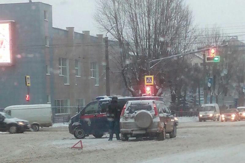авария с участием машины следственного комитета смоленс