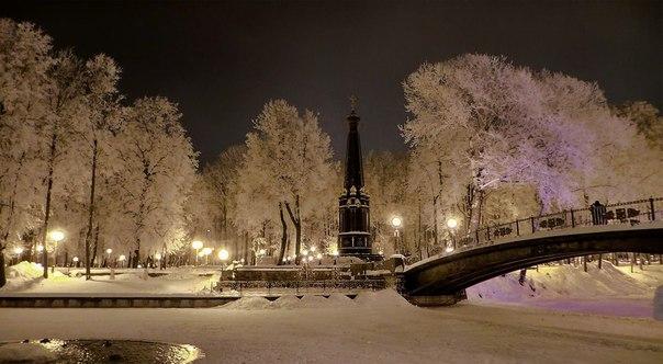 фото смоленск, зима