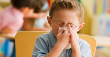 грипп простуда