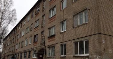 ломоносова 7 смоленск общежитие