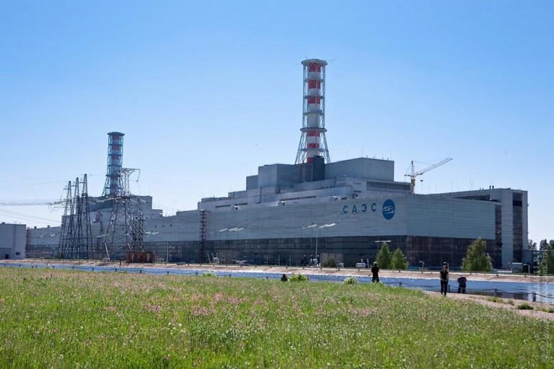мусорный полигон Смоленская АЭС