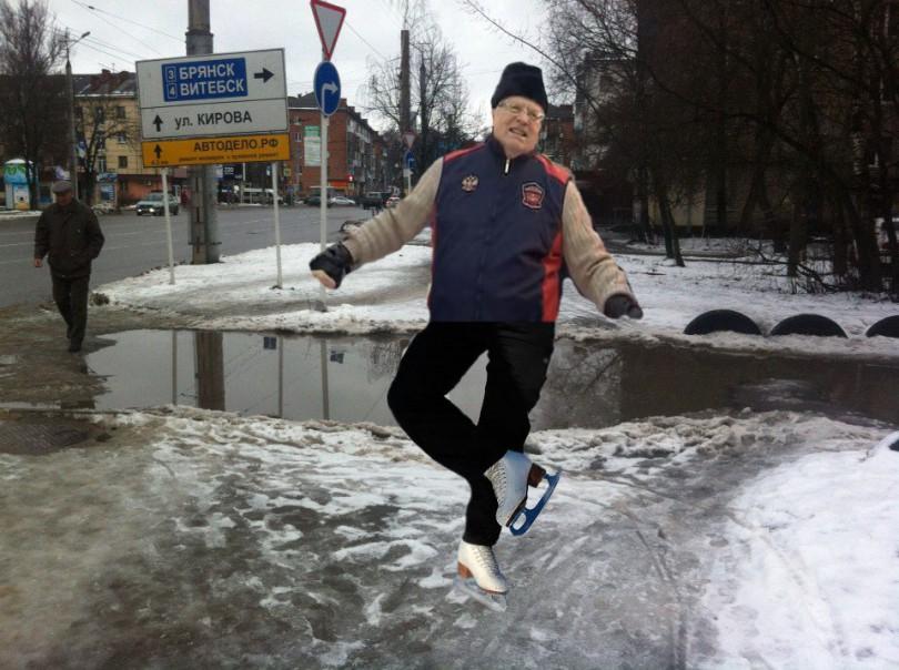 Владимир Жириновский Смоленск