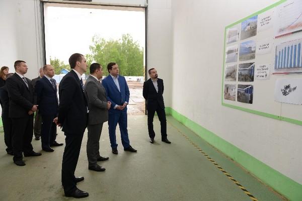 В Смоленской области начнут производить высококачественные соки и нектары