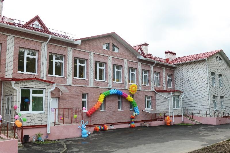 детский сад № 80 «Веснушка» в Смоленске