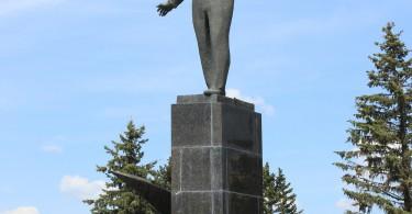 памятник, гагарин, поездка