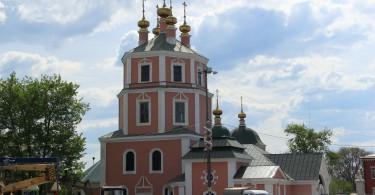 Казанская церковь на Красной площади