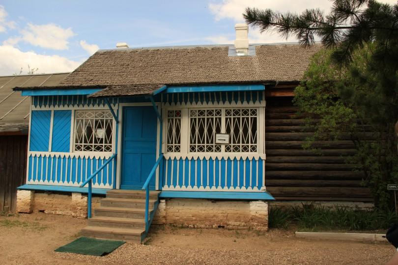 дом-музей, гагарин, поездка