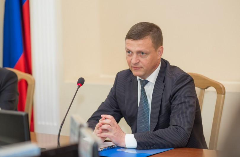 Николай Алашеев мэр Смоленска