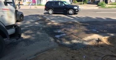 дороги в смоленске не ремонтируют