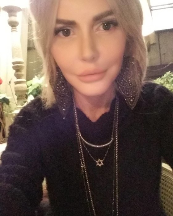 Маша Малиновская телеведущая
