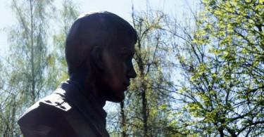В Смоленске увековечили память Героя России Андрея Панова