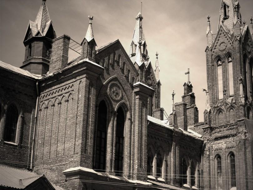 католический костёл в смоленске