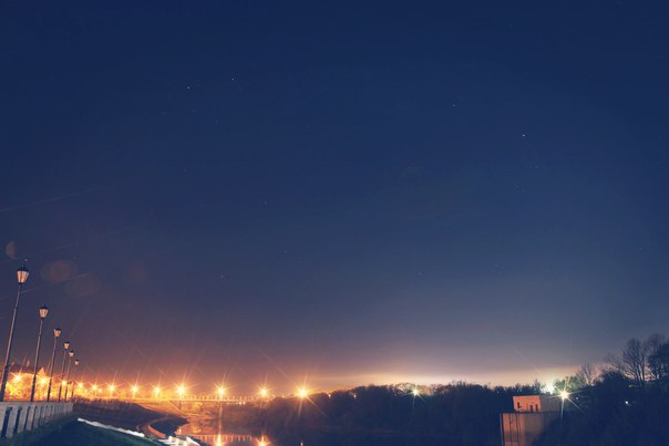 Фотографии набережной Днепра в Смоленске