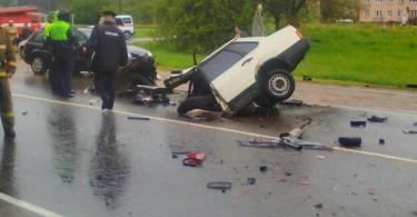 Аварии на Витебском шоссе в смоленске