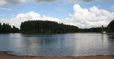 озеро Ключевое Смоленск