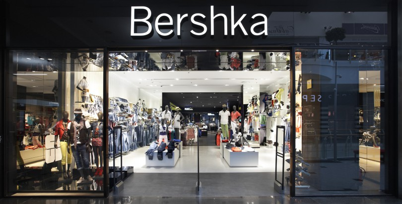 В Макси откроется Bershka