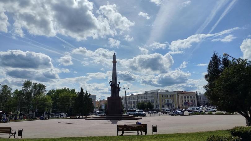 путешествие в смоленск