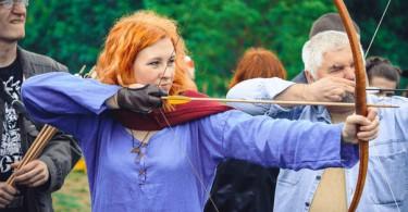 Весенний полусухой открытый Смоленский лучный турнир 2016
