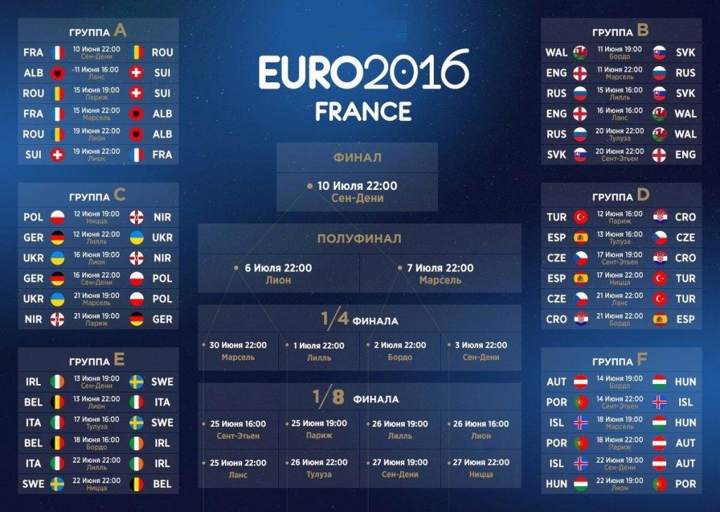 где посмотреть матчи евро 2016 в смоленске?