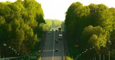 дорога в смоленске