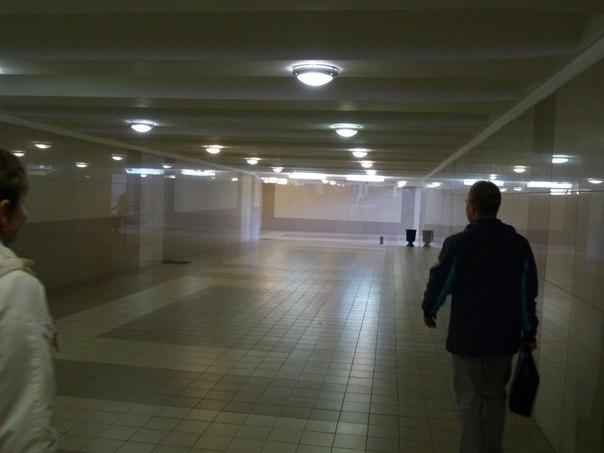 подземный переход в смоленске