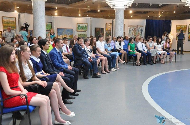 выпускники 2015 Смоленск