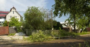 последствия урагана в Вязьме 21.06.2016 Фото: Александр Паюк
