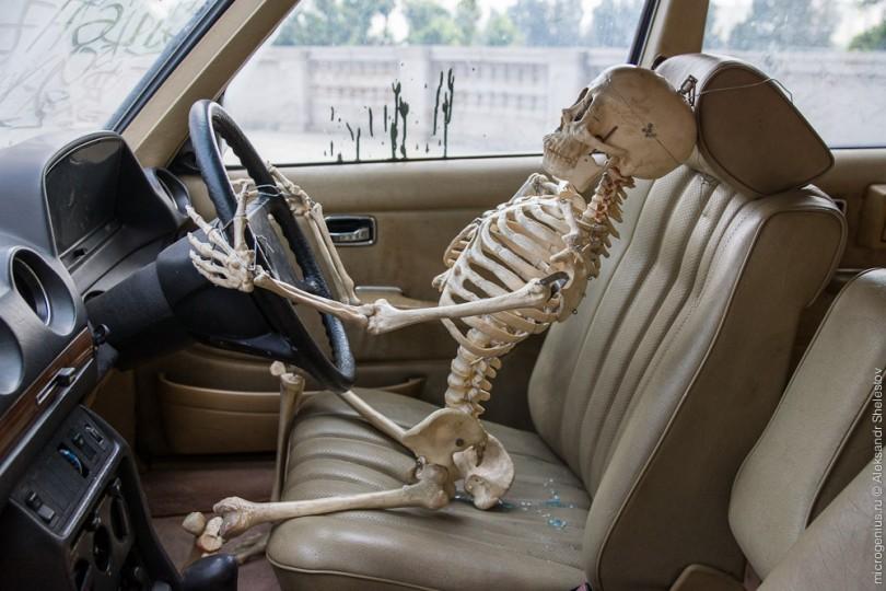 мертвец за рулем