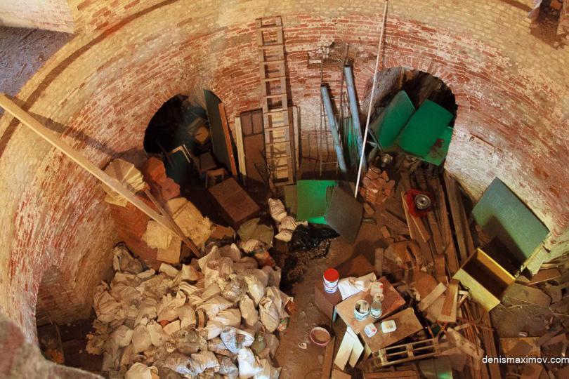 Минкульт выделит средства наремонт участка Смоленской крепостной стены