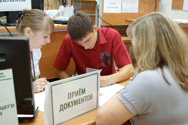 приемная комиссия в вуз, Смоленск
