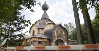 храм Святого Духа Флёново