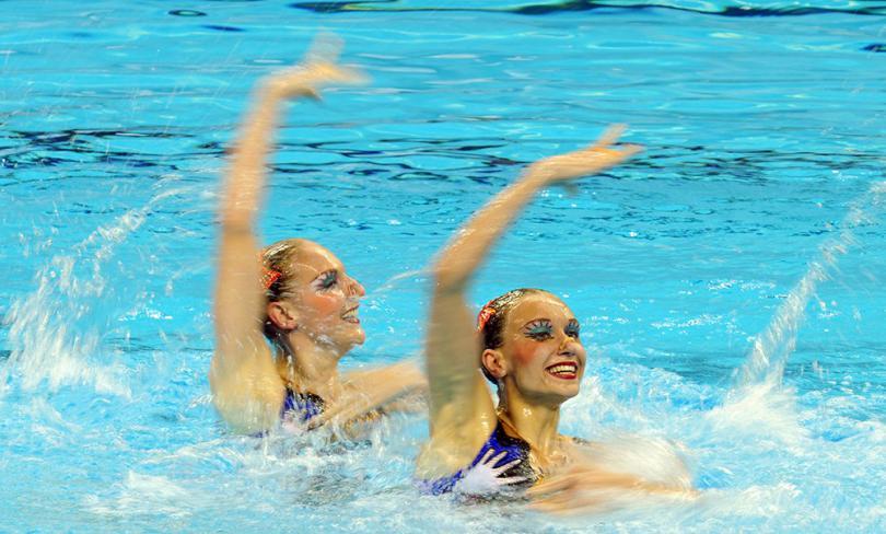 синхронистки плавание олимпиада рио бразилия