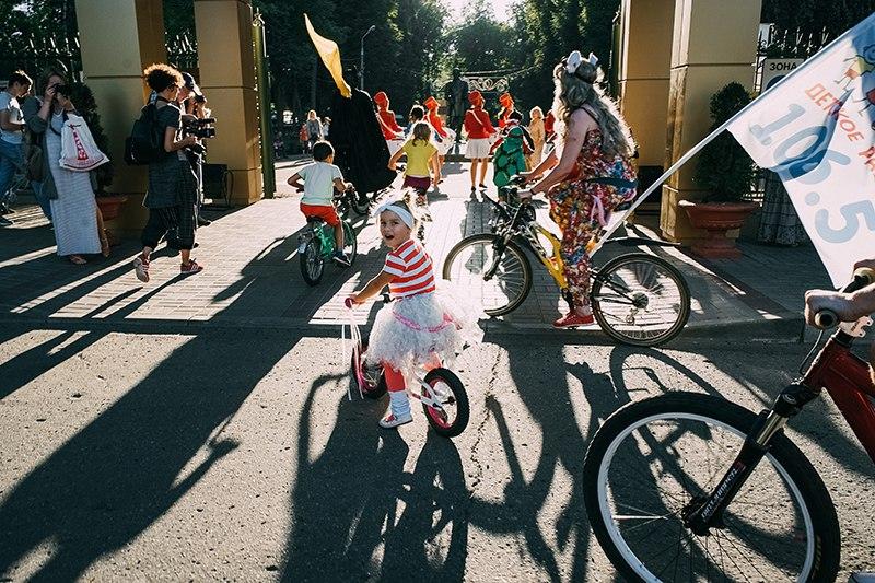 велопарад ArtShort - 2016