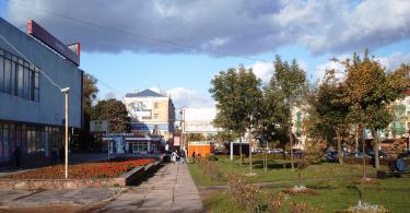 в смоленске в центре города построят торговый центр