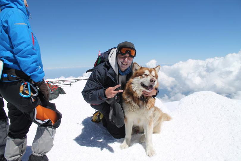 эльбрус сафоново альпинизм