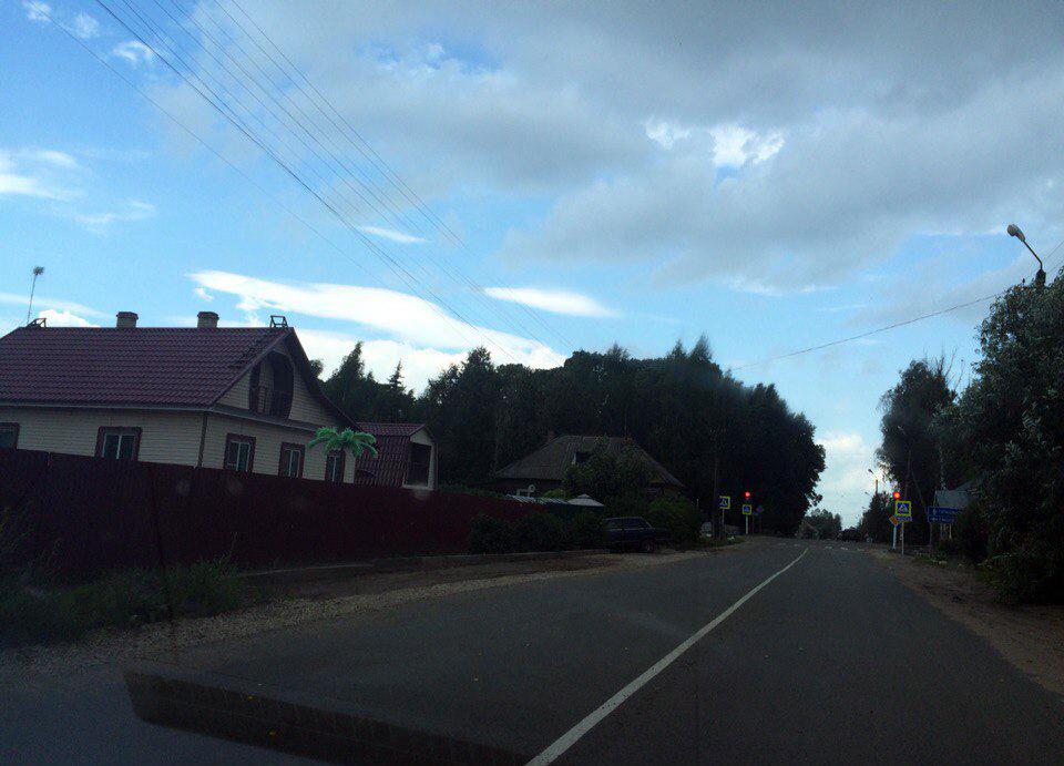 дороги в демидове