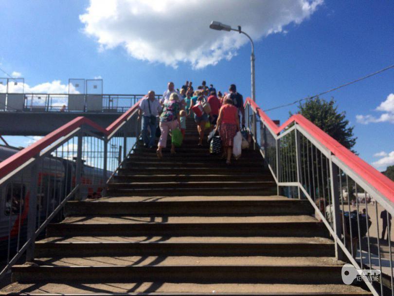 ремонт «Пятницкого моста» в Смоленске