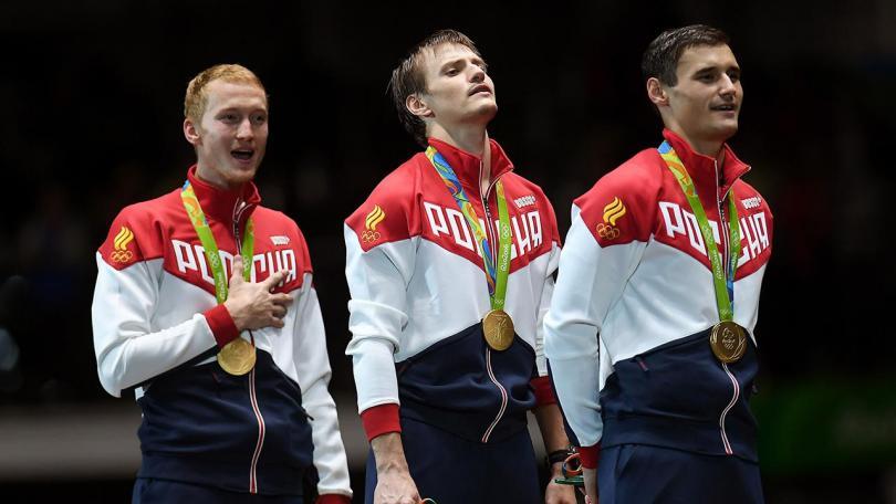 олимпиада рио бразилия алексей черемисинов фехтование золото