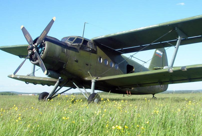 Ан-2 самолет авиация