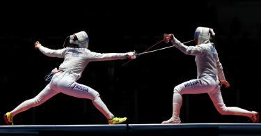 фехтование бразилия олимпиада