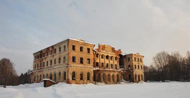 усадьба Васильевское Орлова-Денисова