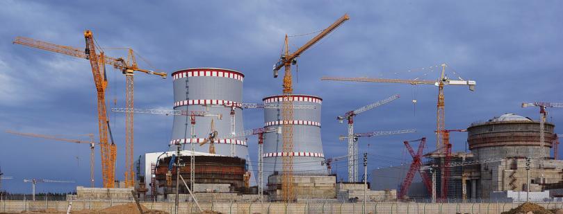 Смоленская АЭС-2 Рославль
