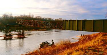 Велиж, мост. Фото: Елена Струкова