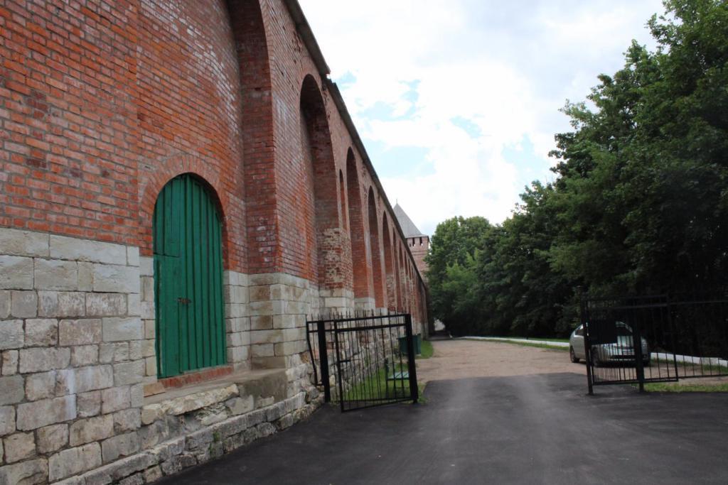 крепостная стена крепость духовная семинария